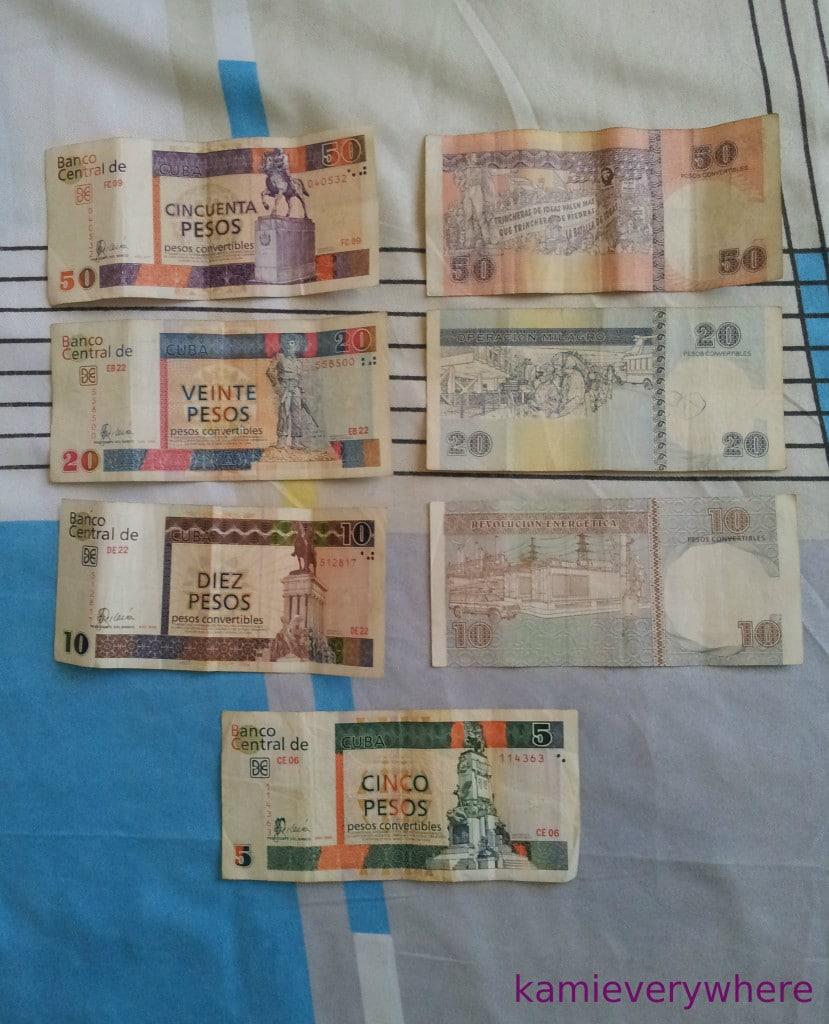 Kubańskie pesos convertibles