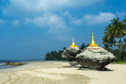 ngwe saung beach birma 1