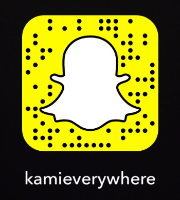 kamieverywhere @ snapchat
