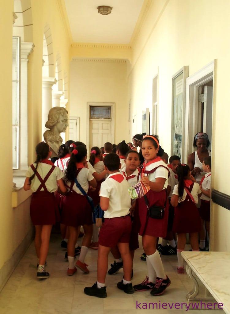 Museo Revolución Habana