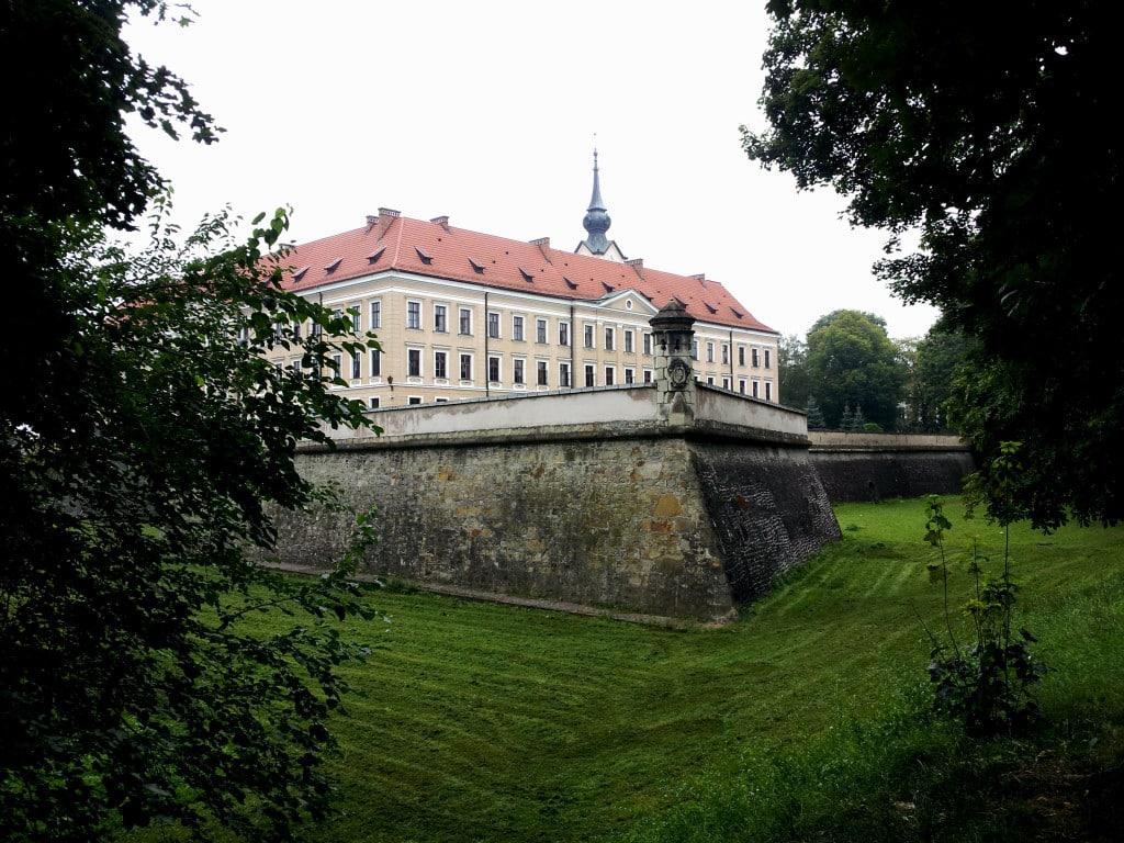 zamek rzeszów