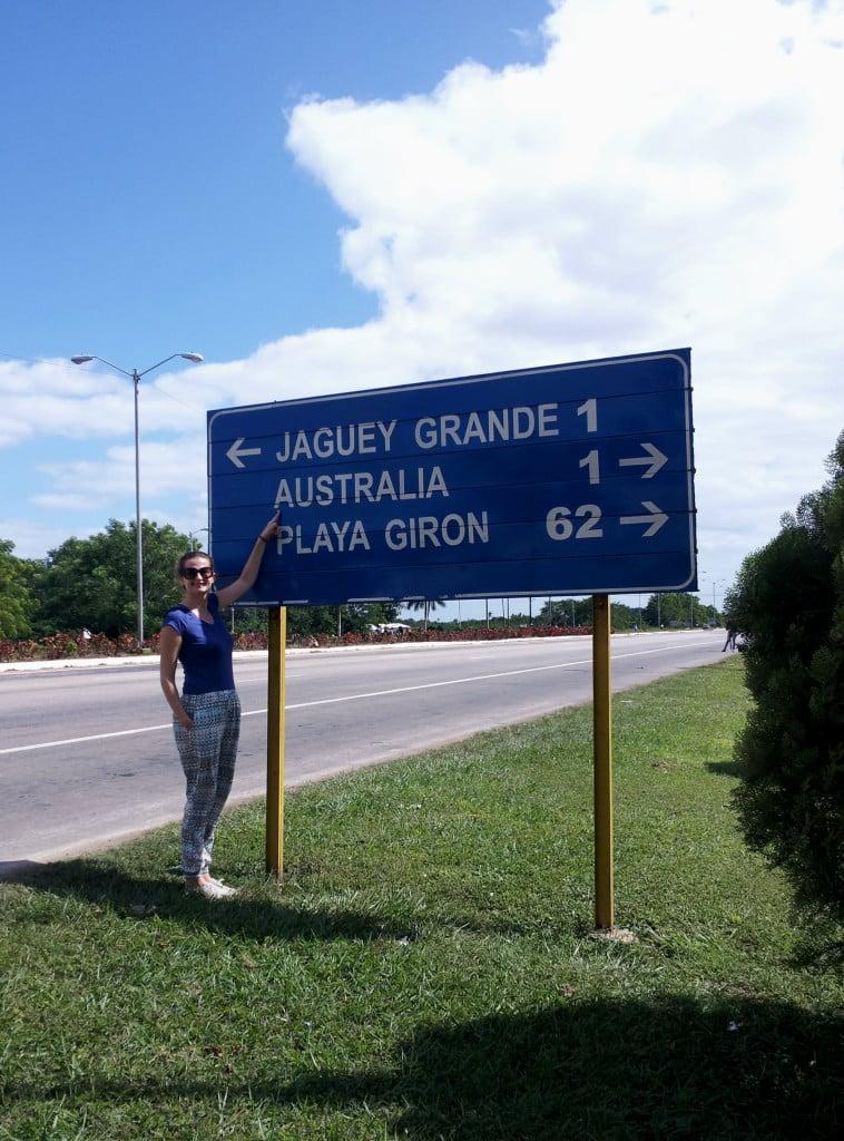 Cuba autopista nacional