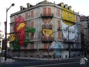 os gemeos blu street art lisbon