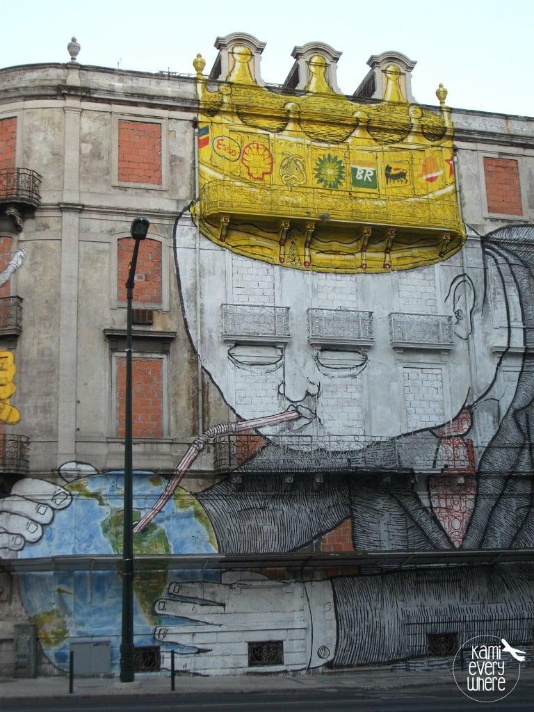 blu picoas lisbon street art