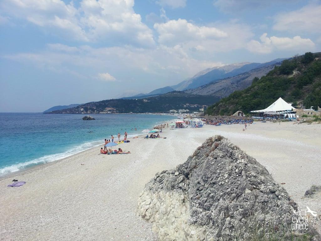 Himare Livadhi Beach