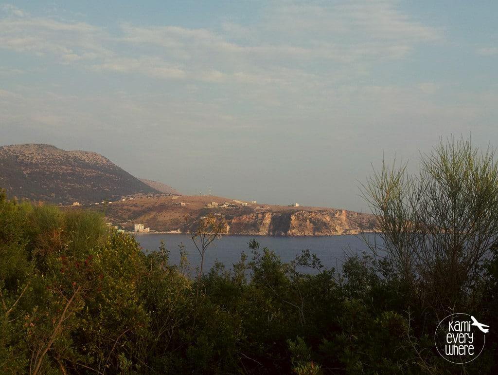 Albanian coast Himare