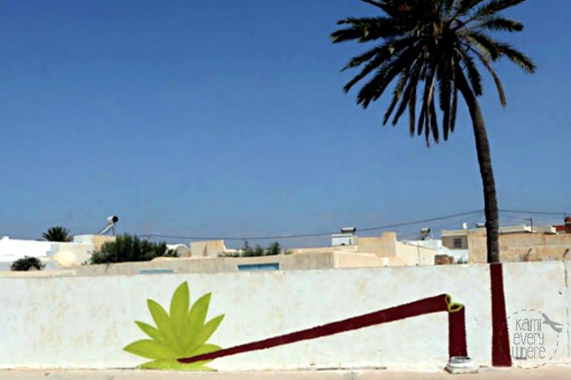 djerbahood street art tunezja