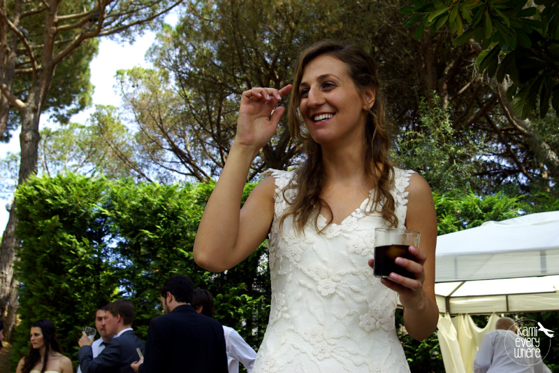 catalan wedding
