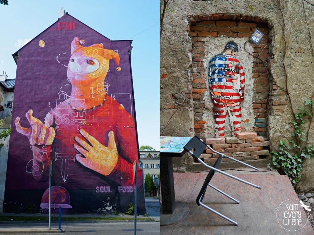 koszyce street art